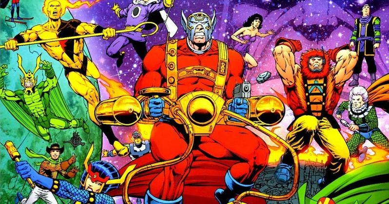 DC's The New Gods Gets A Wrinkle in Time Director