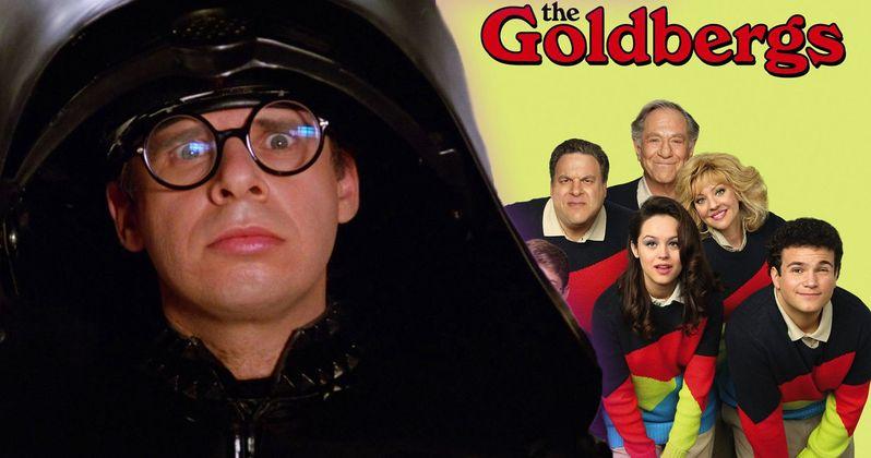 Rick Moranis Returns as Spaceballs' Dark Helmet in The Goldbergs