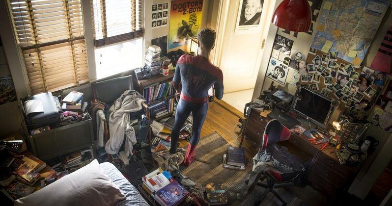 Captain America 3 Will Go Inside Spider-Man's Bedroom