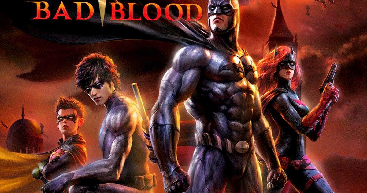 Bad Blood Trailer