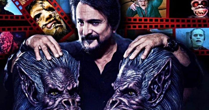 Giant Tom Savini Coffee Table Book Will Celebrate Legendary Horror Effects Master