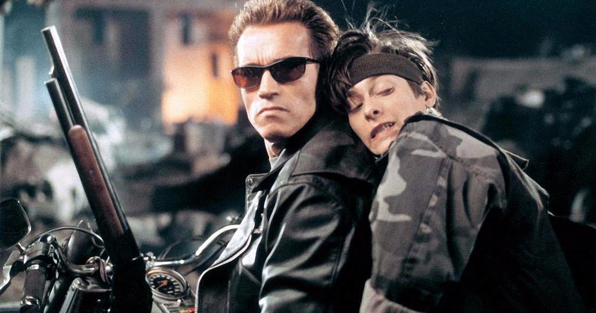 John Connor's Controversial Dark Fate Scene Bummed Out Edward Furlong