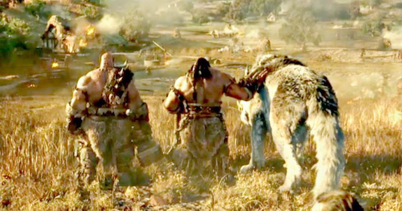 Warcraft Trailer Teaser Reveals First Epic Footage