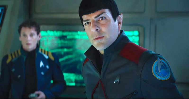 Star Trek Beyond Behind-the-Scenes Video Teases New Weapons