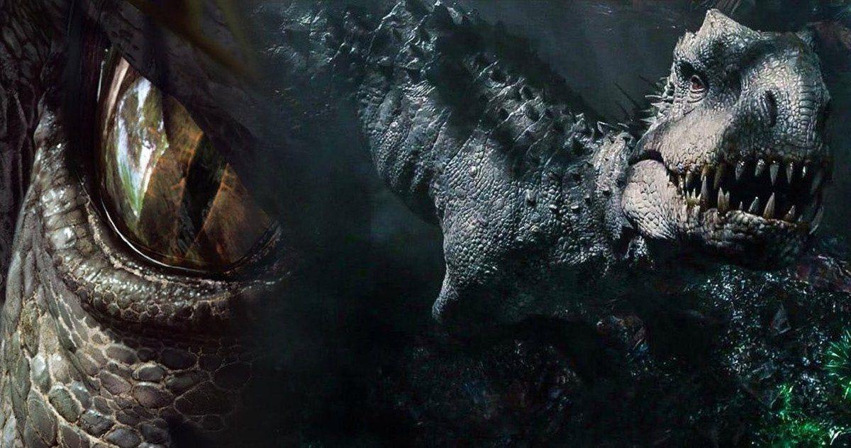 jurassic world 2 teaser unleashes a deadly new dinosaur