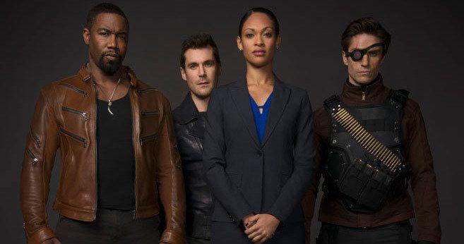 Suicide Squad Revealed in Arrow Season 2 Photos