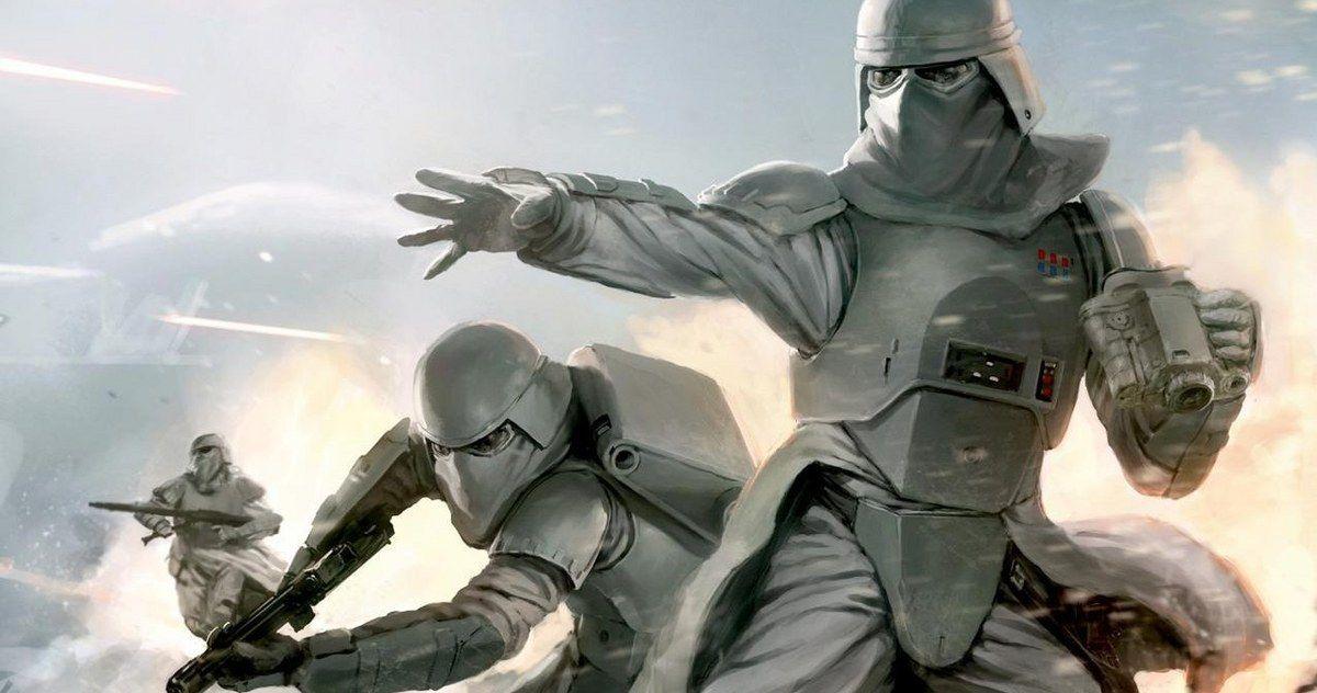 Star Wars Stormtroopers Fantasy Art Artwork Bwing Down