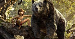 Disney's Jungle Book Clip Introduces Bill Murray as Baloo