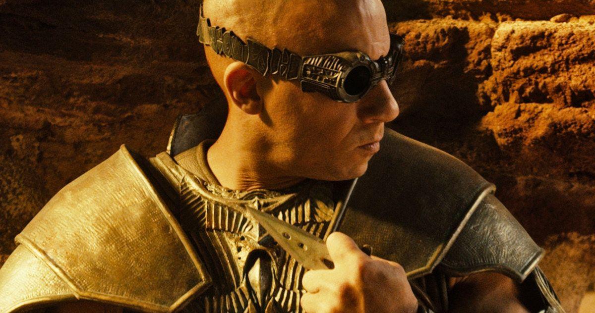 Riddick 4 Furia