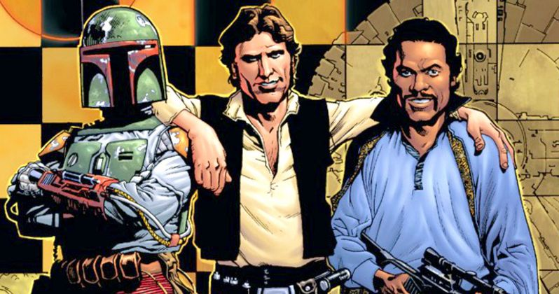 Star Wars Spinoff May Focus on Han Solo and Boba Fett