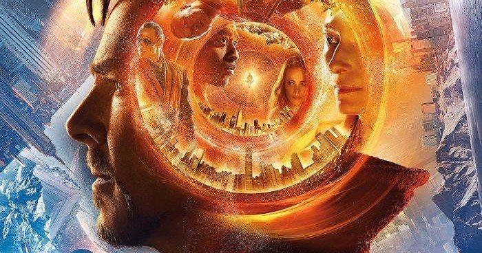 Doctor Strange IMAX Trailer Reveals Avengers Connection