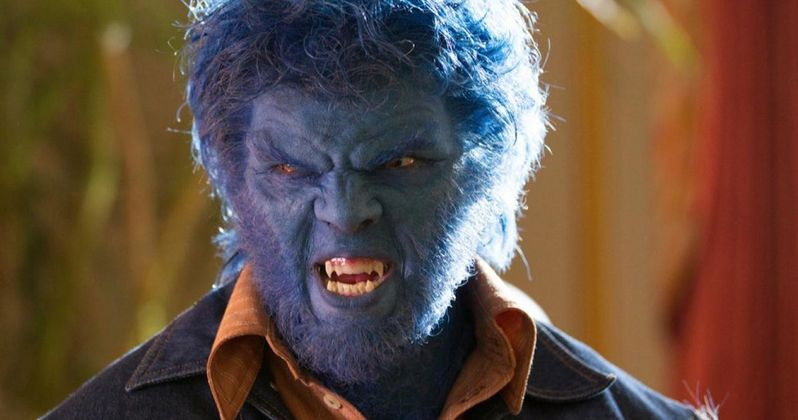 Beast Meets Wolverine in Latest X-Men: Days of Future Past Clip