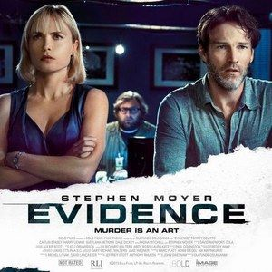 Evidence Trailer with Stephen Moyer and Radha Mitchell