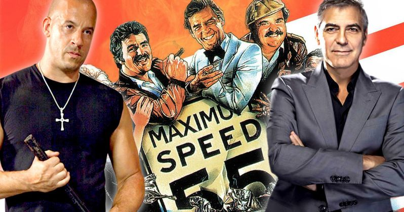 Cannonball Run Remake Is an Ocean's 11 & Fast and Furious Mashup