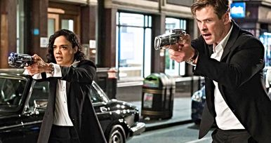 MIB: International First Look Has the Men In Black Ready for Action