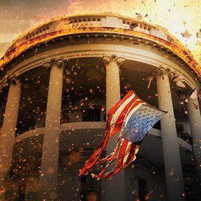 Olympus Has Fallen Trailer Starring Gerard Butler, Aaron Eckhart, and Morgan Freeman
