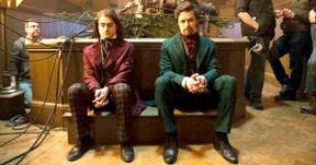 Victor Frankenstein First Look with Radcliffe & McAvoy