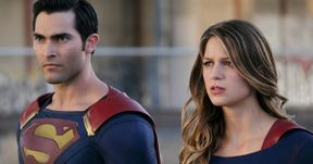 Superman Arrives in First Supergirl Season 2 Photos