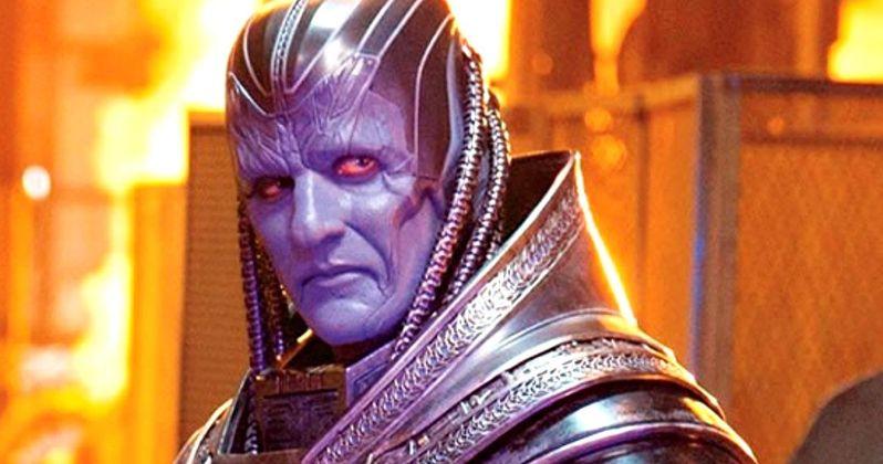 Did Fox Leak the X-Men: Apocalypse Comic-Con Trailer?