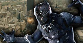 Black Panther City Revealed in Unused Captain America: Civil War Art