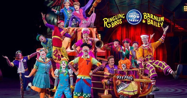 Ringling Bros. Circus Shuts Down After an Amazing 146 Year Run