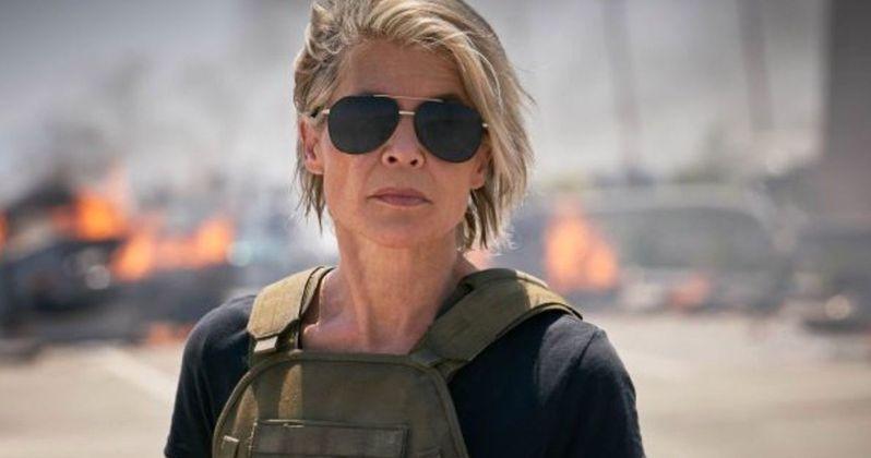 Linda Hamilton Calls Terminator: Dark Fate a Return to Form