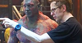 James Gunn to Possibly Work for Marvel Again in the Near Future