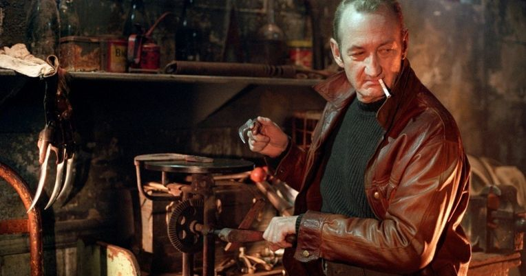 Elm Street's John Saxon Wrote an Insane Freddy Prequel in 1987