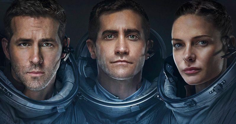 Ryan Reynolds Encounters a Deadly Martian in Life Sneak Peek