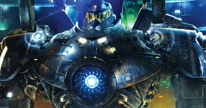 Pacific Rim 2 Gets Early 2018 Release Date