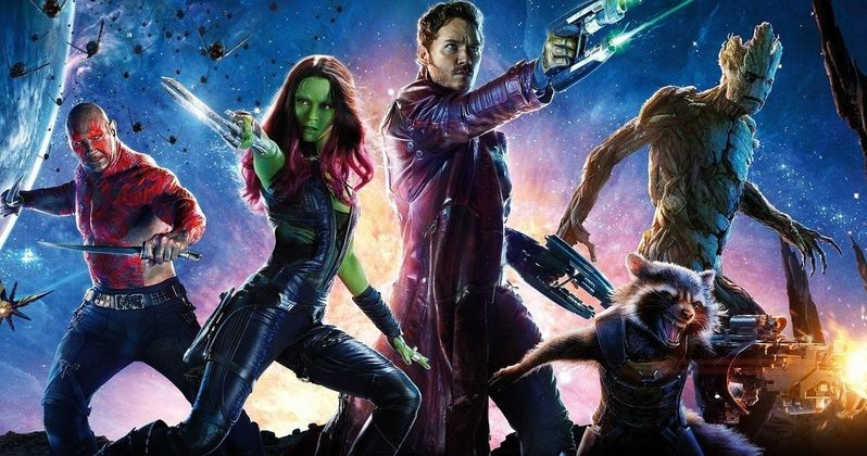 Guardians of the Galaxy Becomes the Summer's Biggest Movie