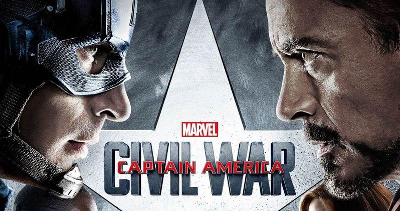 Captain America: Civil War Blu-Ray Release Date & Details Announced