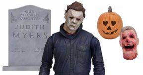 Michael Myers Halloween 2018 NECA Action Figure Is Killer