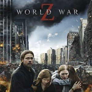 Zombies Attack in New World War Z Poster