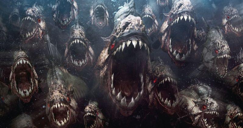 New Piranha Movie Happening, Concept Art Unveiled