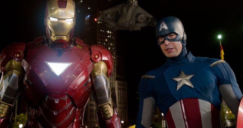 Captain America's Original Avengers Costume Gets Roasted by Endgame Stars