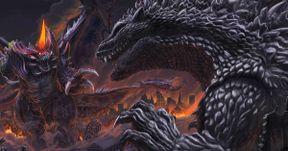 First Look at New Godzilla Anime Movie