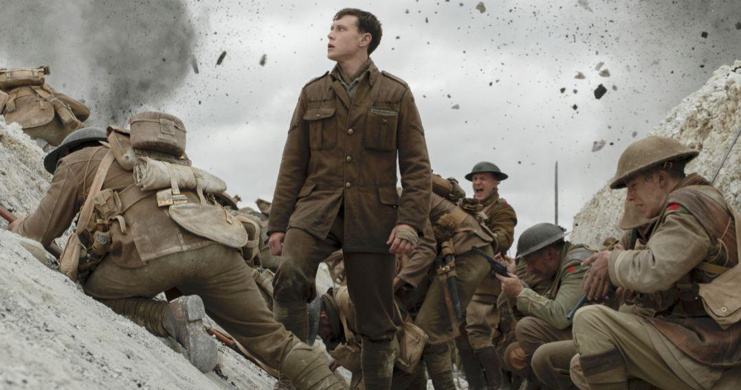 1917 Trailer: A World War I Epic from Skyfall Director Sam Mendes