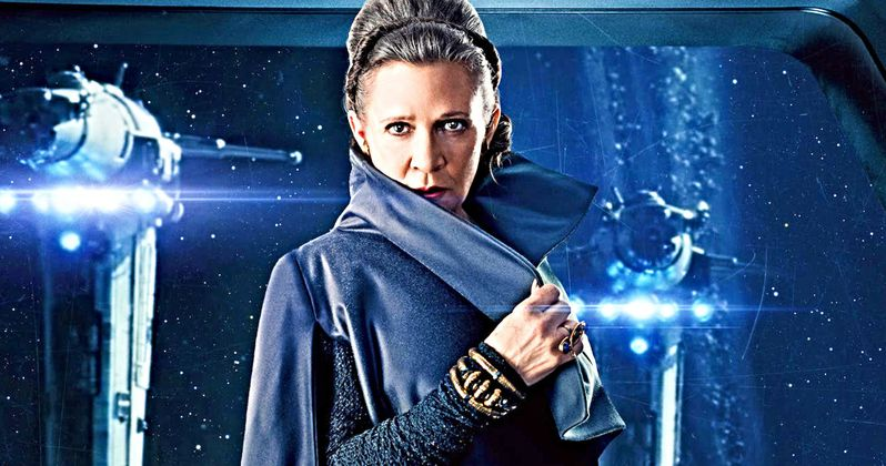 Carrie Fisher's Brother Credits Leia's Star Wars 9 Return to J.J. Abrams