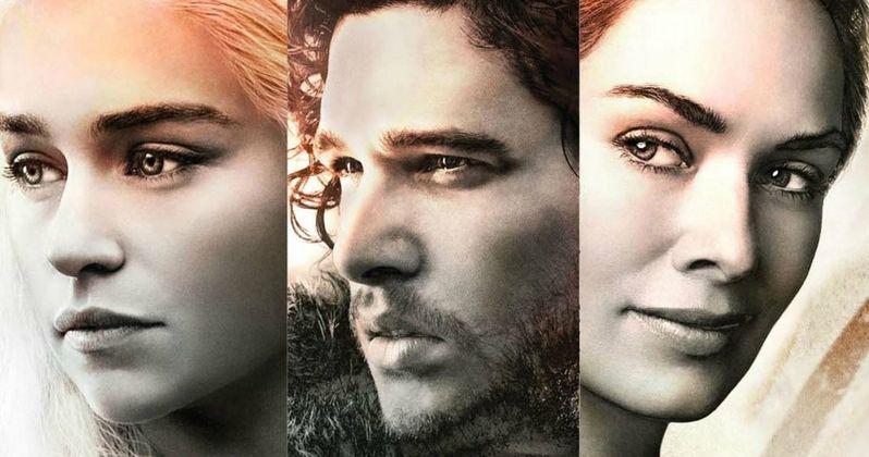Game of Thrones Season 6 Set Photos Reveal Huge Spoilers