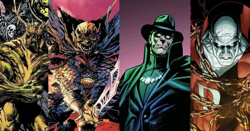 Guillermo Del Toro Has Turned in Justice League Dark Script