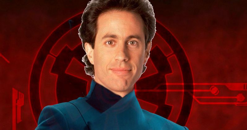 Jerry Seinfeld Has a Hilarious Idea for a New Star Wars Character