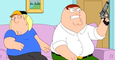 New Family Guy Trailer Takes Shots at Kanye, Stranger Things & The Orville #SDCC