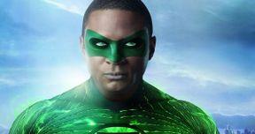 Arrow Season 4 Puts Diggle in a Mask, Is He Green Lantern?