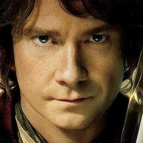 The Hobbit: An Unexpected Journey Bilbo Baggins and Sting Poster