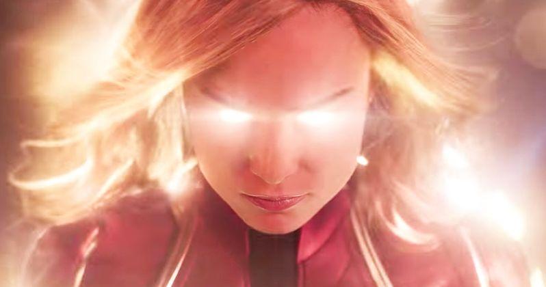 Captain Marvel Trailer Is Here