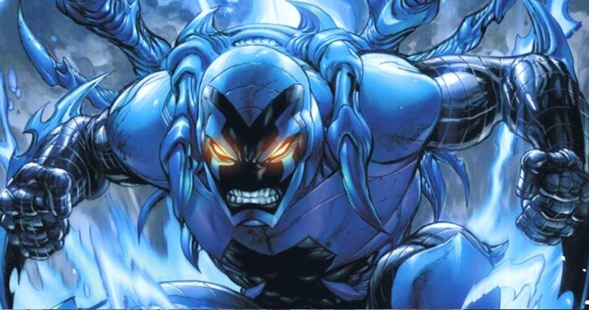 Фильм DC 'Blue Beetle' наконец-то движется вперед с режиссером 'Charm City Kings'