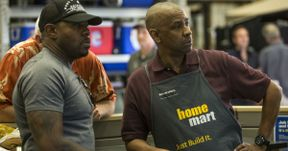 The Equalizer Interview with Director Antoine Fuqua   EXCLUSIVE