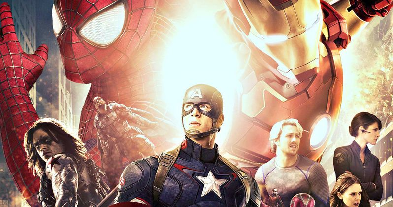 Captain America: Civil War Photos Reveal Surprise Cameo
