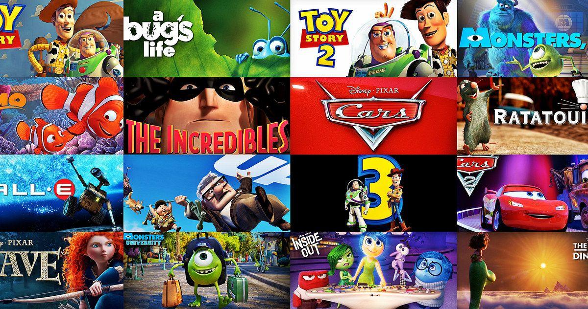 Disney Vs Pixar Tournament Bracket Causes Chaos On Twitter